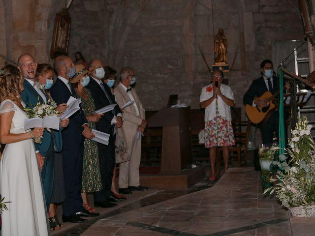 Le mariage de Laurent et Sandrine à Beaucaire, Gard 89