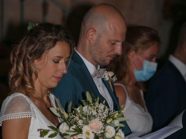 Le mariage de Laurent et Sandrine à Beaucaire, Gard 90