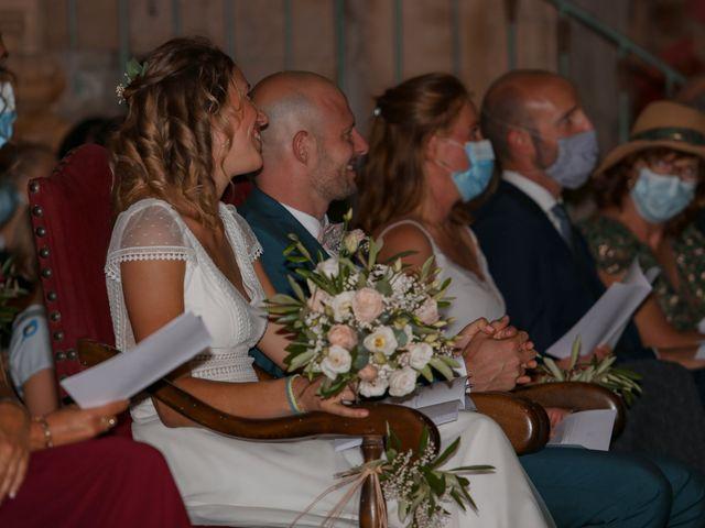 Le mariage de Laurent et Sandrine à Beaucaire, Gard 91