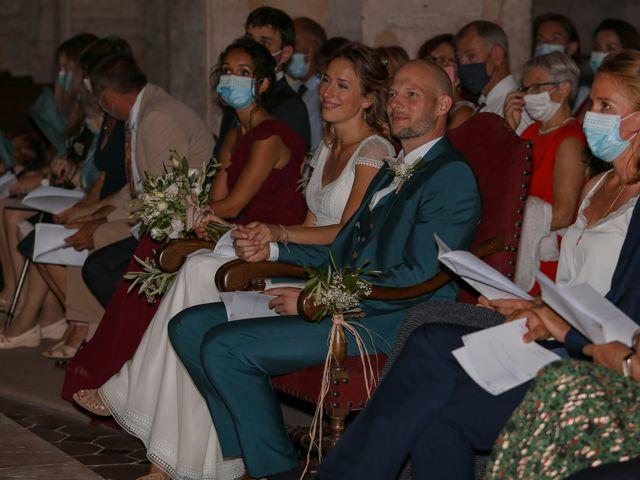 Le mariage de Laurent et Sandrine à Beaucaire, Gard 92