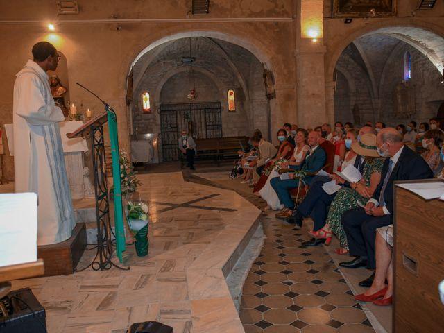 Le mariage de Laurent et Sandrine à Beaucaire, Gard 93