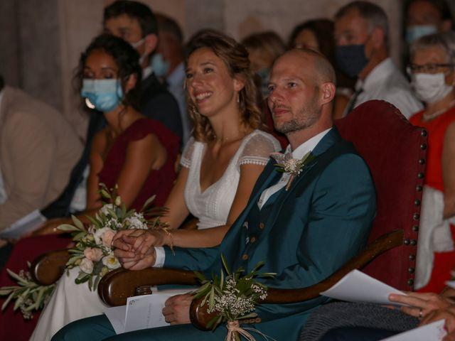 Le mariage de Laurent et Sandrine à Beaucaire, Gard 94