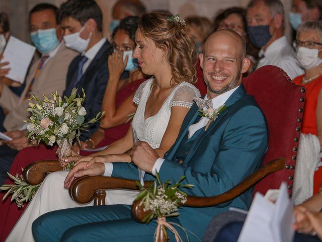Le mariage de Laurent et Sandrine à Beaucaire, Gard 96