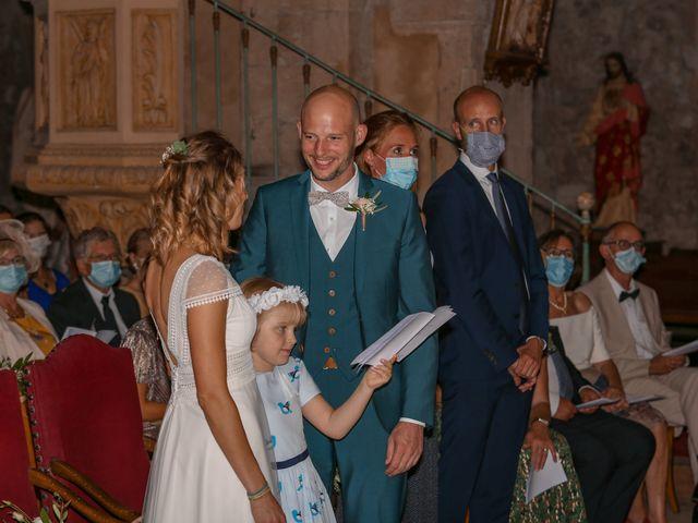 Le mariage de Laurent et Sandrine à Beaucaire, Gard 101