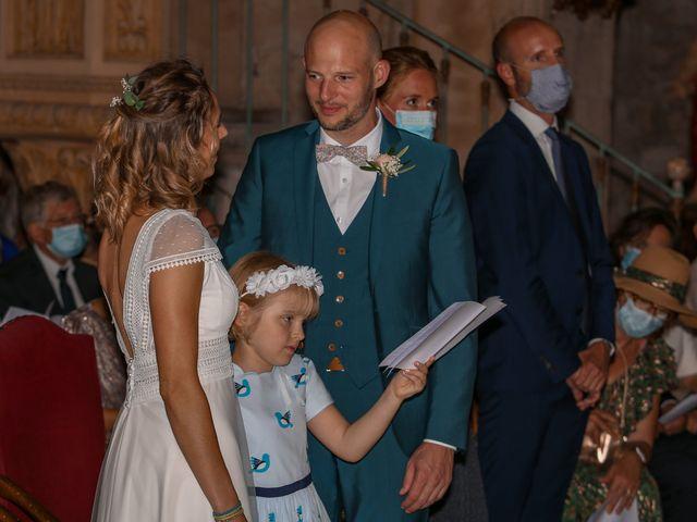 Le mariage de Laurent et Sandrine à Beaucaire, Gard 103