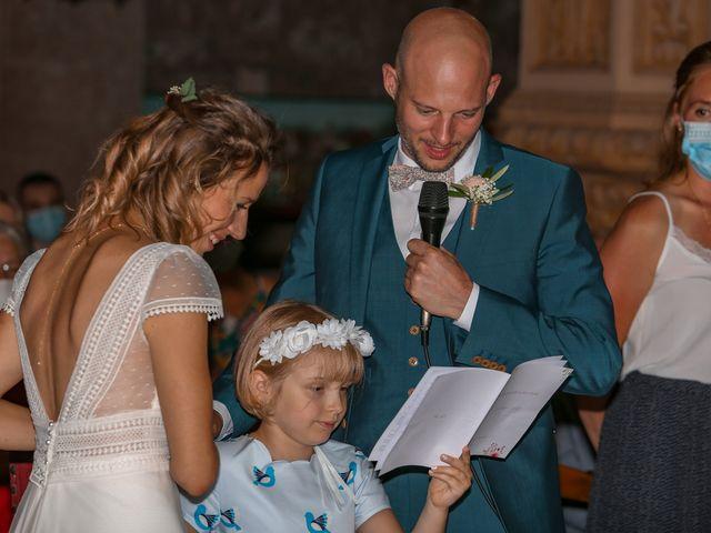 Le mariage de Laurent et Sandrine à Beaucaire, Gard 105
