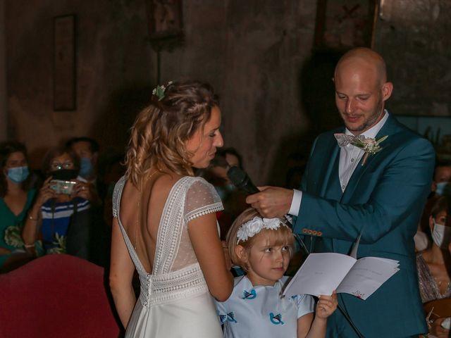 Le mariage de Laurent et Sandrine à Beaucaire, Gard 106