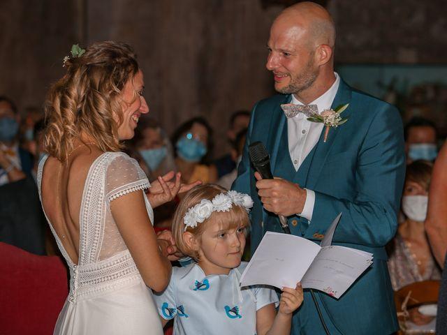Le mariage de Laurent et Sandrine à Beaucaire, Gard 107