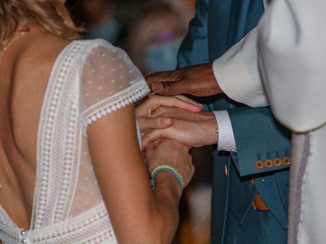Le mariage de Laurent et Sandrine à Beaucaire, Gard 108