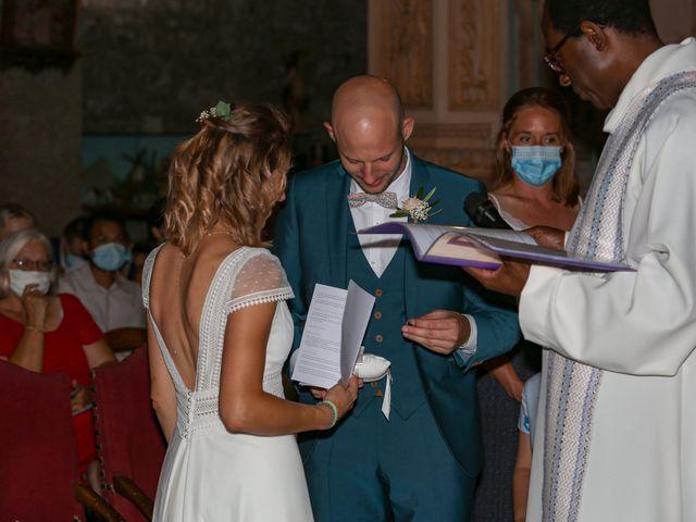 Le mariage de Laurent et Sandrine à Beaucaire, Gard 114