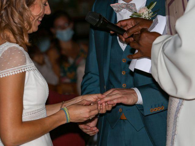 Le mariage de Laurent et Sandrine à Beaucaire, Gard 119
