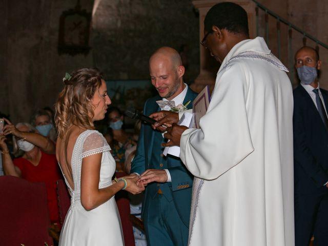Le mariage de Laurent et Sandrine à Beaucaire, Gard 121