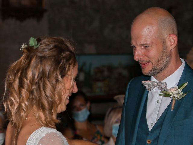 Le mariage de Laurent et Sandrine à Beaucaire, Gard 122