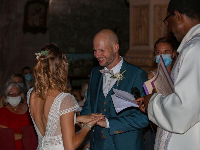 Le mariage de Laurent et Sandrine à Beaucaire, Gard 123