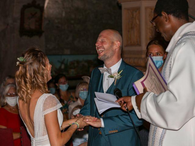 Le mariage de Laurent et Sandrine à Beaucaire, Gard 124