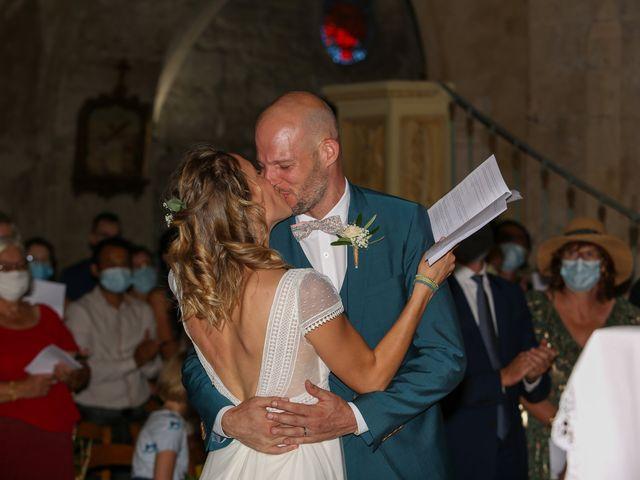 Le mariage de Laurent et Sandrine à Beaucaire, Gard 125
