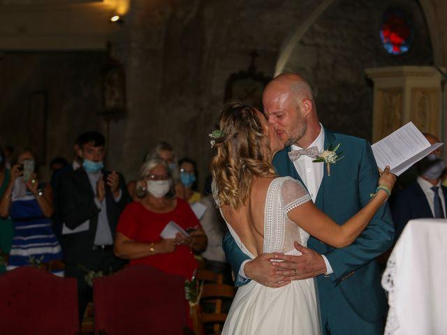 Le mariage de Laurent et Sandrine à Beaucaire, Gard 126