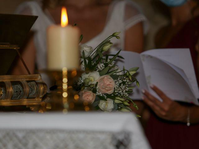 Le mariage de Laurent et Sandrine à Beaucaire, Gard 134