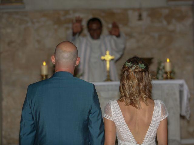 Le mariage de Laurent et Sandrine à Beaucaire, Gard 135
