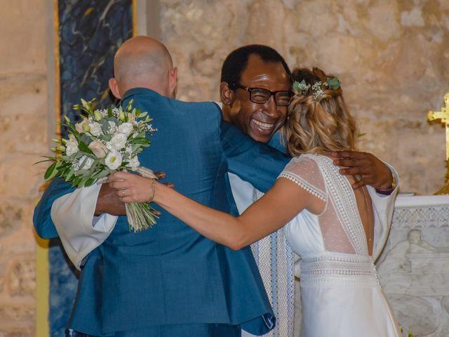 Le mariage de Laurent et Sandrine à Beaucaire, Gard 140