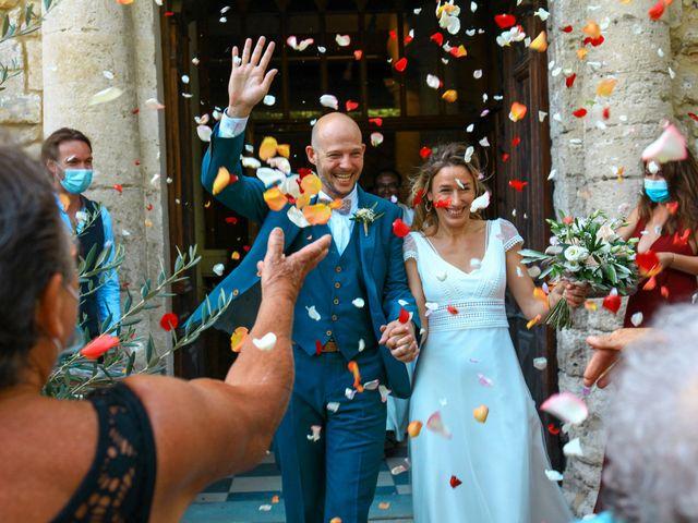 Le mariage de Laurent et Sandrine à Beaucaire, Gard 141