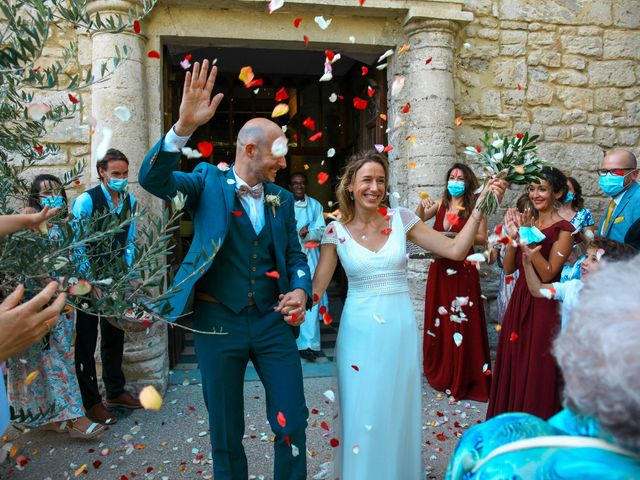 Le mariage de Laurent et Sandrine à Beaucaire, Gard 142