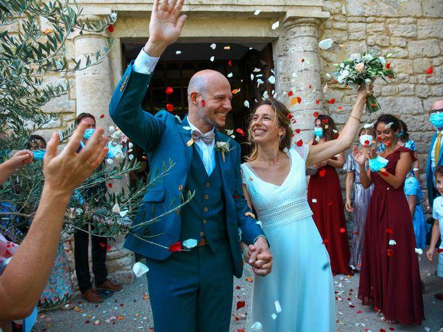 Le mariage de Laurent et Sandrine à Beaucaire, Gard 143