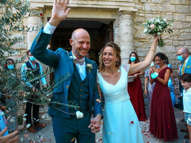 Le mariage de Laurent et Sandrine à Beaucaire, Gard 144