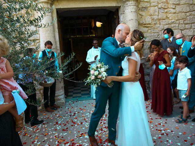 Le mariage de Laurent et Sandrine à Beaucaire, Gard 145
