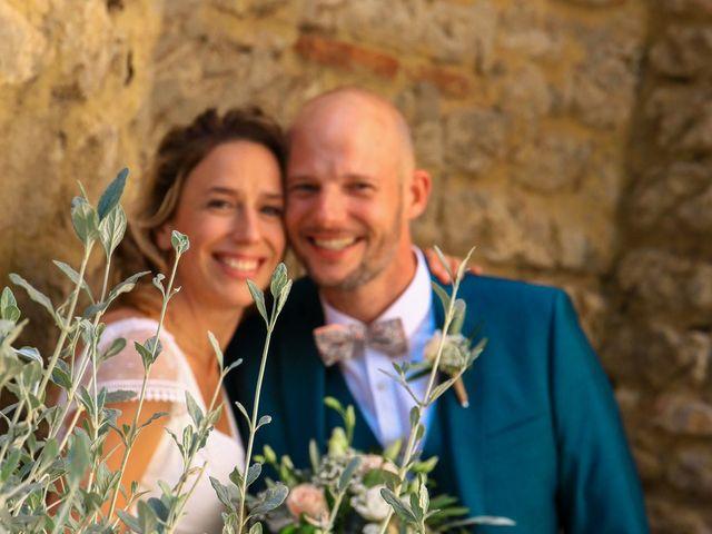 Le mariage de Laurent et Sandrine à Beaucaire, Gard 149