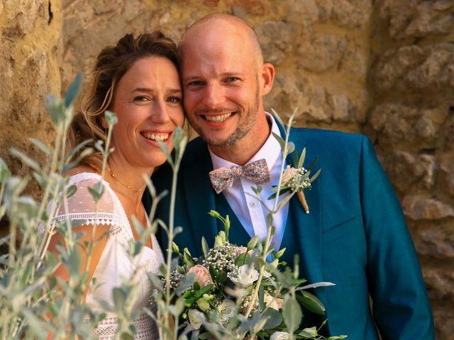 Le mariage de Laurent et Sandrine à Beaucaire, Gard 150