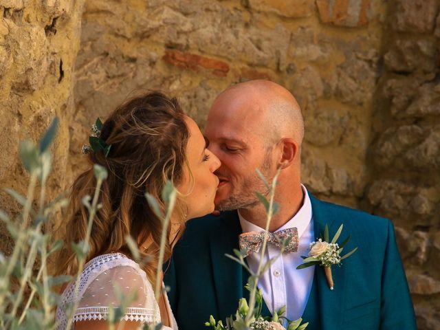 Le mariage de Laurent et Sandrine à Beaucaire, Gard 151