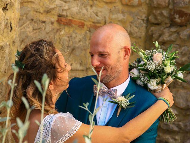 Le mariage de Laurent et Sandrine à Beaucaire, Gard 152