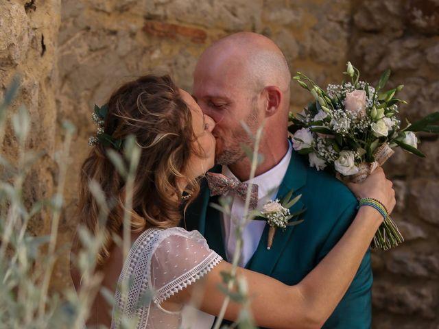 Le mariage de Laurent et Sandrine à Beaucaire, Gard 153