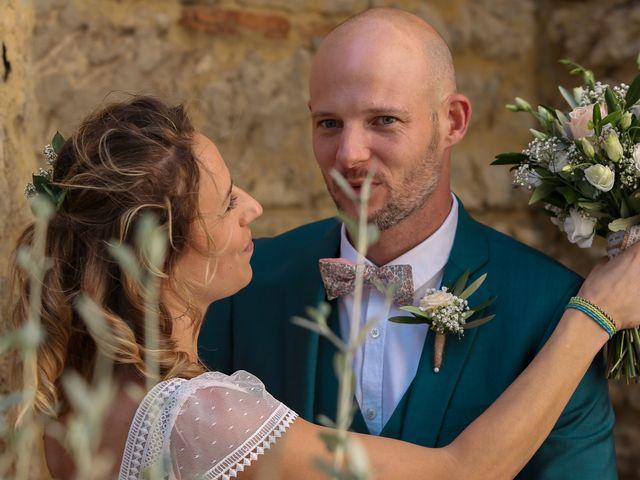 Le mariage de Laurent et Sandrine à Beaucaire, Gard 154