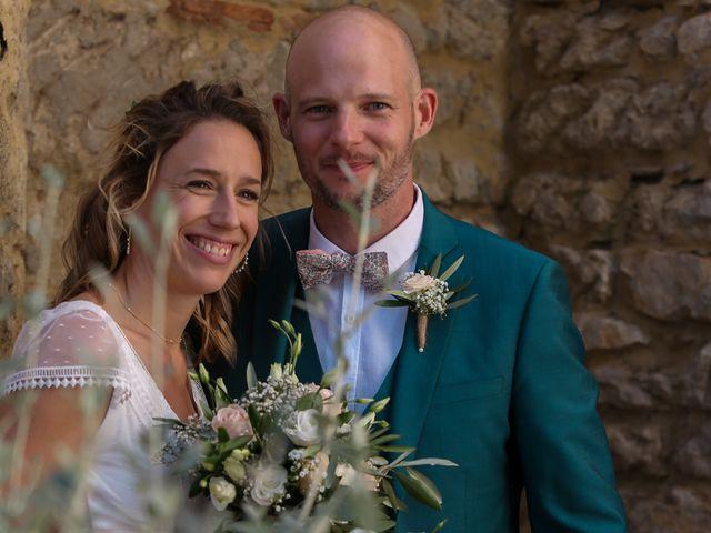 Le mariage de Laurent et Sandrine à Beaucaire, Gard 155