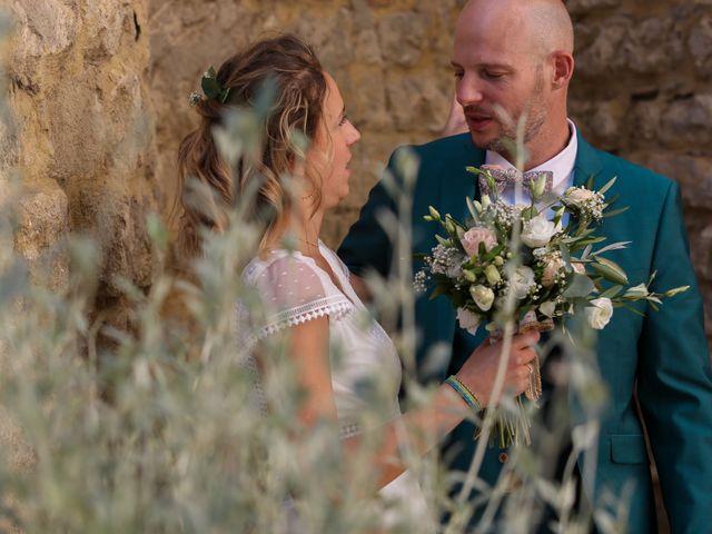 Le mariage de Laurent et Sandrine à Beaucaire, Gard 156