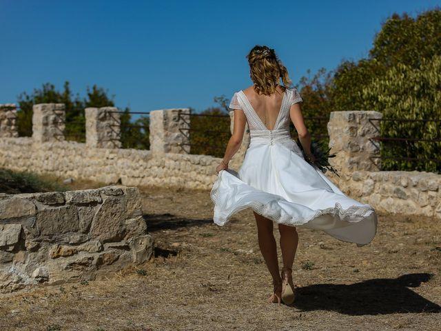 Le mariage de Laurent et Sandrine à Beaucaire, Gard 159