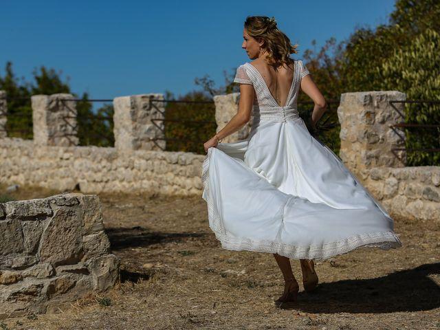 Le mariage de Laurent et Sandrine à Beaucaire, Gard 160