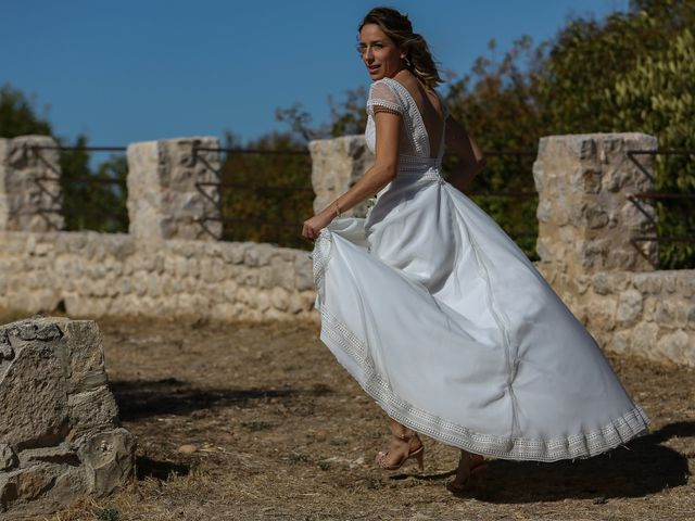 Le mariage de Laurent et Sandrine à Beaucaire, Gard 162