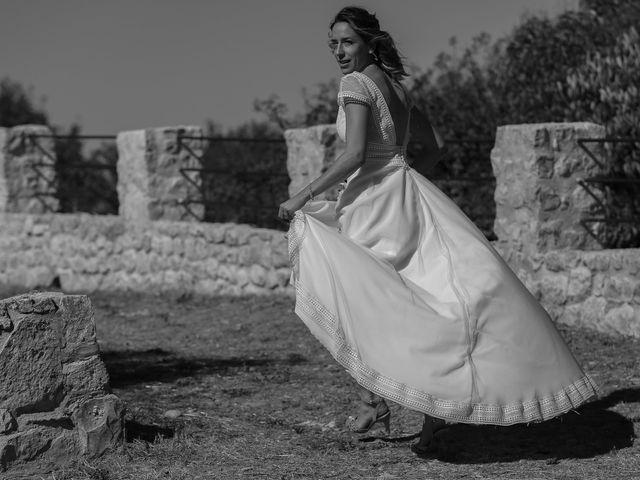 Le mariage de Laurent et Sandrine à Beaucaire, Gard 163