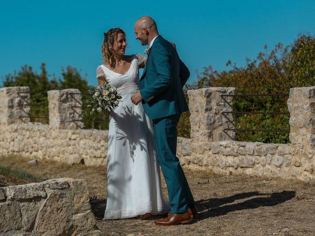 Le mariage de Laurent et Sandrine à Beaucaire, Gard 164