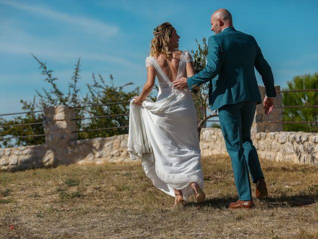 Le mariage de Laurent et Sandrine à Beaucaire, Gard 166