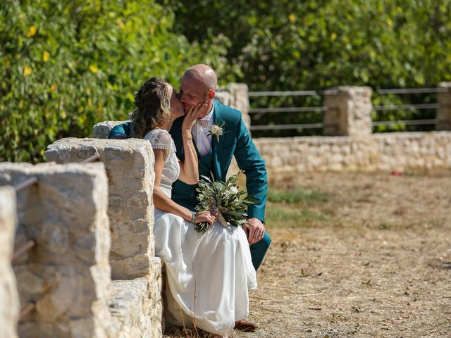 Le mariage de Laurent et Sandrine à Beaucaire, Gard 167