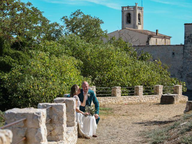 Le mariage de Laurent et Sandrine à Beaucaire, Gard 168