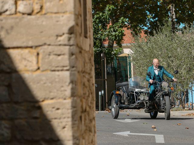 Le mariage de Laurent et Sandrine à Beaucaire, Gard 170