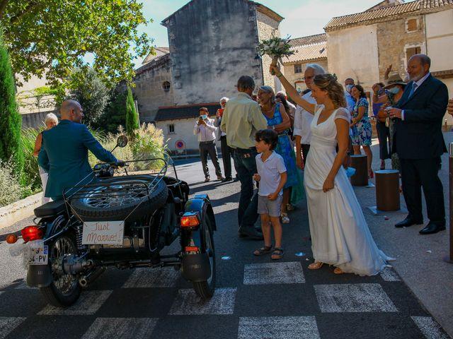 Le mariage de Laurent et Sandrine à Beaucaire, Gard 171