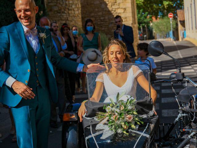 Le mariage de Laurent et Sandrine à Beaucaire, Gard 178