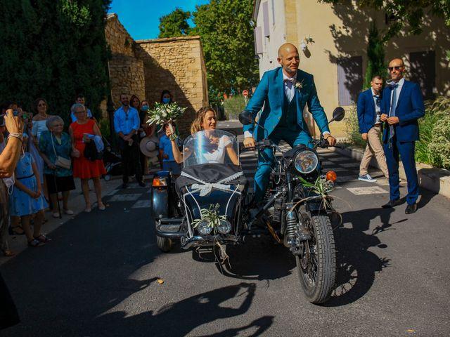 Le mariage de Laurent et Sandrine à Beaucaire, Gard 179