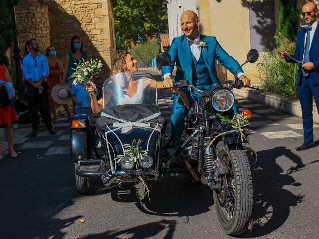 Le mariage de Laurent et Sandrine à Beaucaire, Gard 180